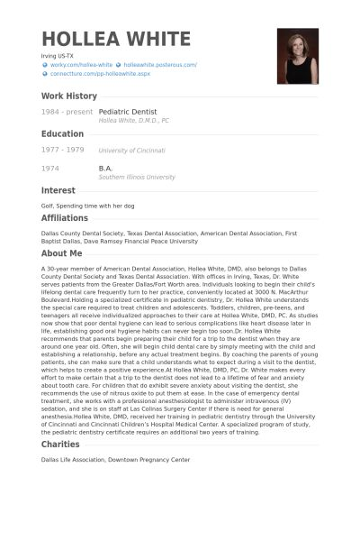 dentist resume format dental assistant resume dentist resume