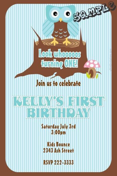 1185 best Boys Birthday Party Invitations images on Pinterest ...