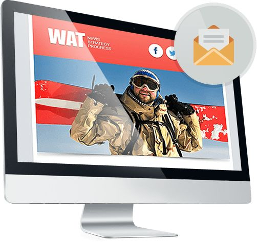 Newsletter Templates | Newsletter Email Templates | TemplateMonster
