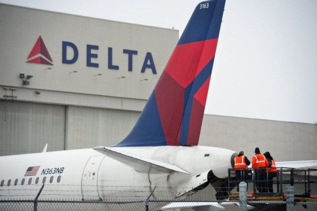 Delta workers get record $1.5B in profit checks, average of $16K ...