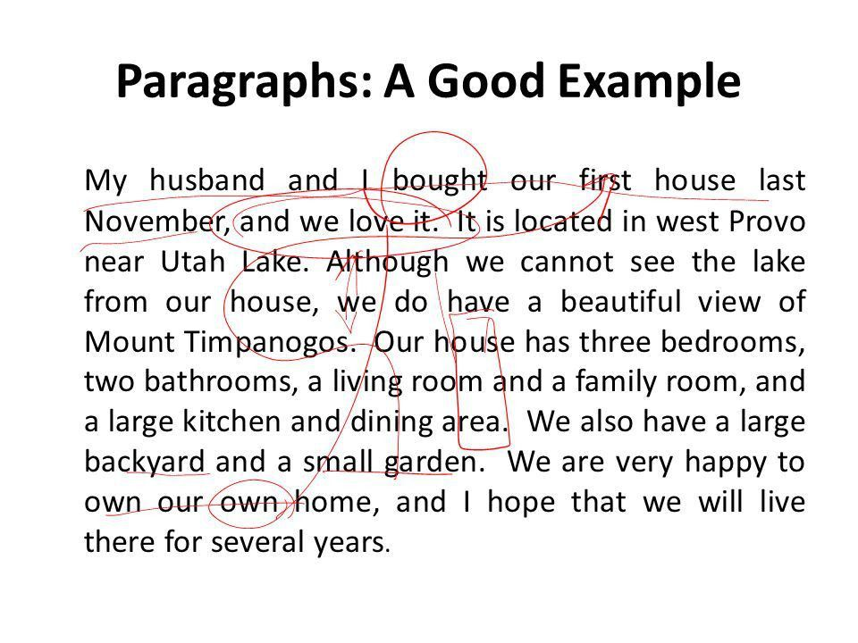 Lecture 16 Writing Paragraphs. - ppt video online download