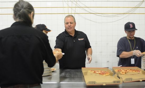 150 at Hope Rescue Mission in Reading get free pizza | Reading ...