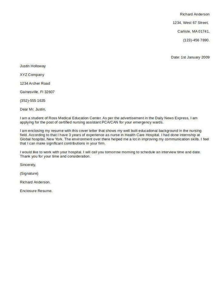 Download Cover Letter For Correctional Officer ...
