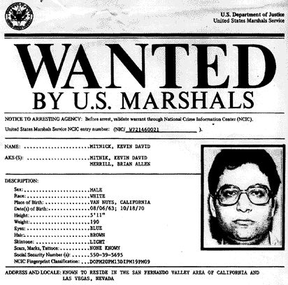 Wanted Criminal Poster barefoot bandit fbi wanted poster photo ...