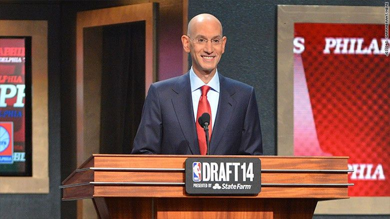 $350 to watch the NBA draft? - Jun. 24, 2015