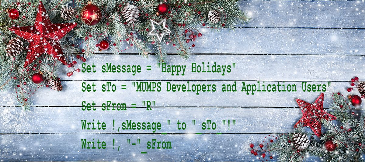 iMUMPS -RFW- Healthcare IT Services