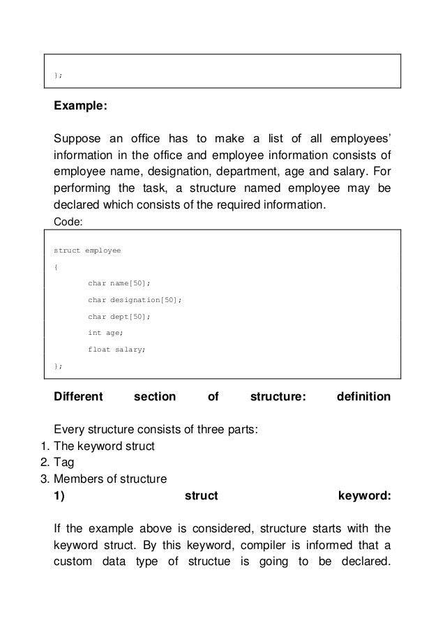 Understanding c file handling functions with examples