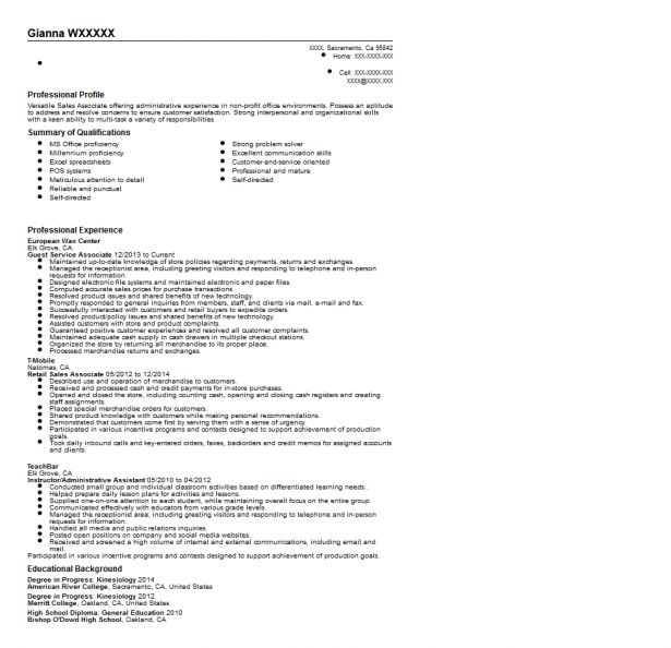 Resume : Covering Letter Examples Results Driven Resume Example ...