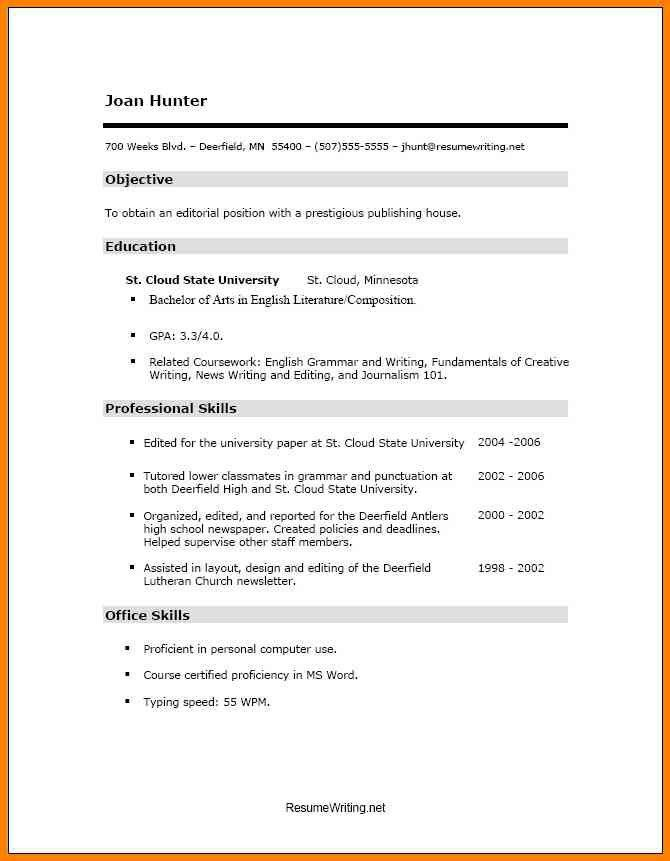 8+ cv format sample pdf | cashier resumes