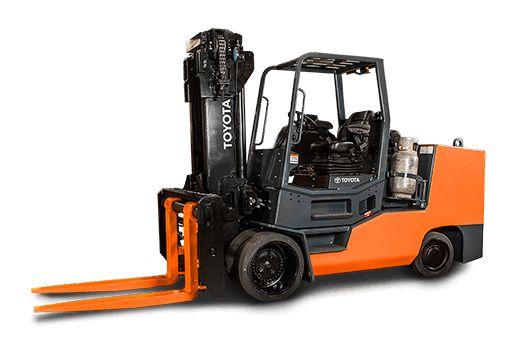 Forklifts & Lift Trucks   Toyota Forklifts