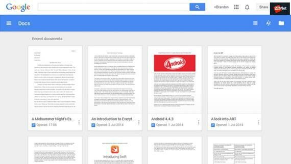 Google Docs adds collaboration muscle with big update - Video | ZDNet