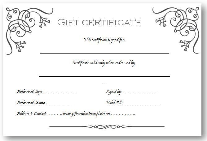 Santa Messages Christmas Gift Certificate Template #santagiftcard ...