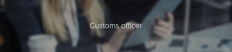 Customs officer: job description | TARGETjobs