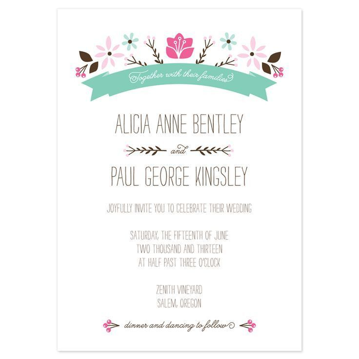 Best 25+ Marriage invitation quotes ideas on Pinterest | Wedding ...