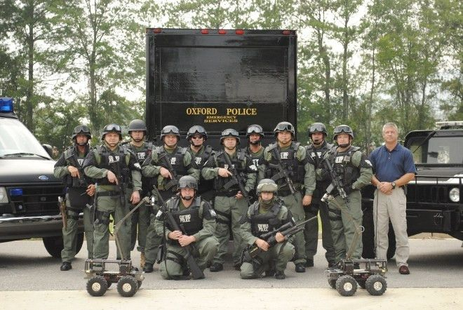 Small-Town Cops Pile Up on Useless Military Gear | WIRED