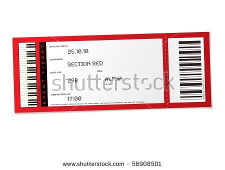 Concert Ticket Vector Stock Images, Royalty-Free Images & Vectors ...