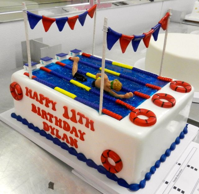 1000+ images about Water polo cakes on Pinterest Stick ...