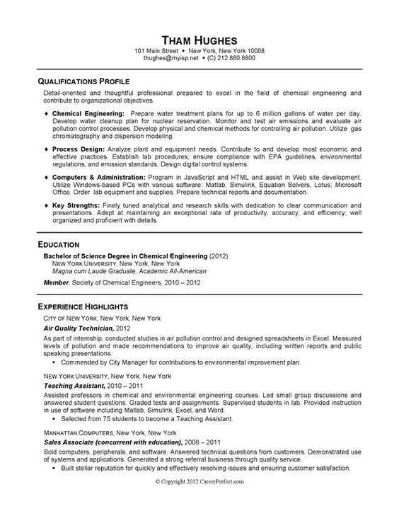 graduate school resume format sample resume for graduate school
