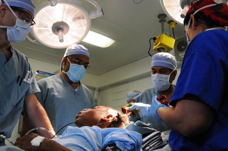 Pediatric surgery - Wikipedia