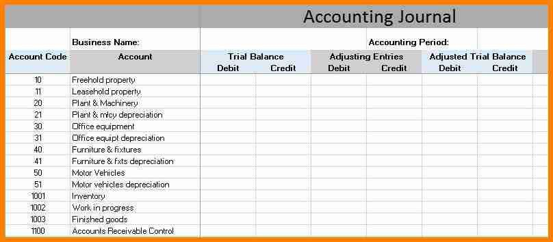 28+ T Account Template Excel | Alfa Img Showing Gt Accounting T ...