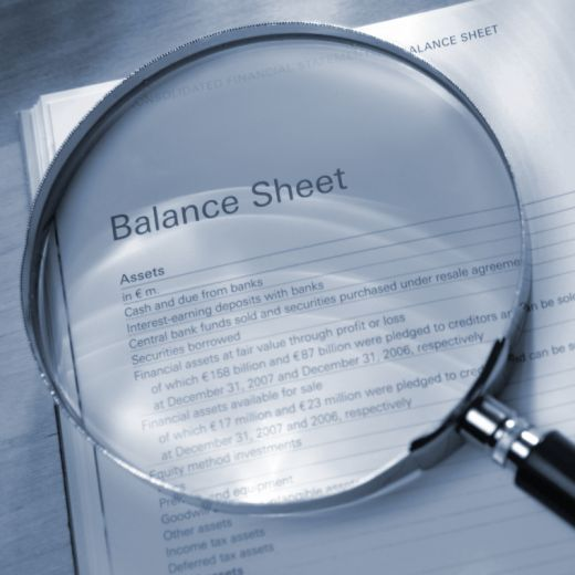 Download Blank Balance Sheet Templates | Excel | PDF | RTF | Word ...