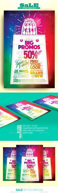 Restaurant Flyer Template PSD | Flyer Templates | Pinterest ...