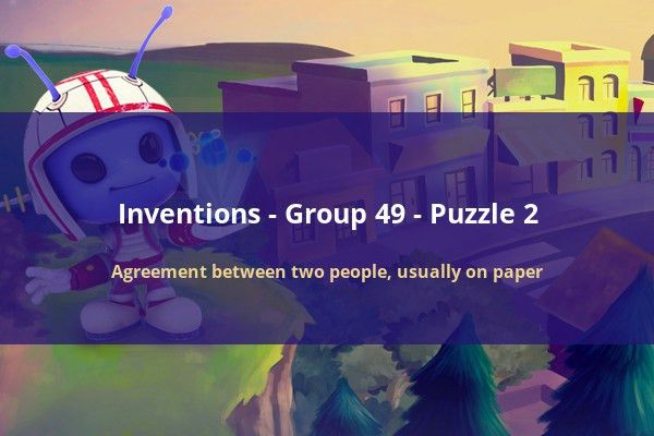 CodyCross Inventions Group 49 Puzzle 2 CodyCross - Inventions ...
