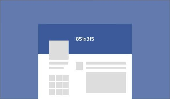 15+ Facebook Banner Size Templates   Free & Premium Templates with ...