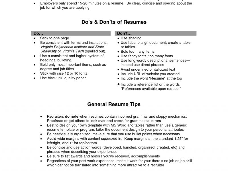 how to write a good resume objective in good objective. resume ...