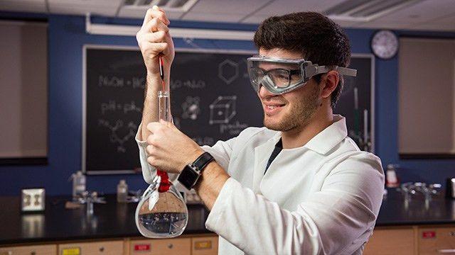 Biochemistry Major (BS): The College at Brockport