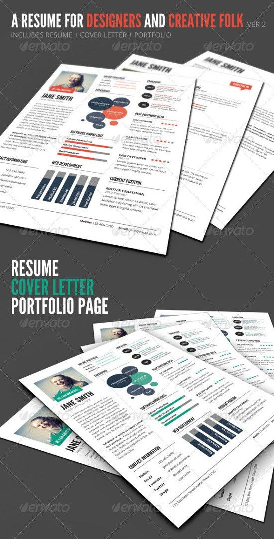 Best Infographic Resume Templates for You