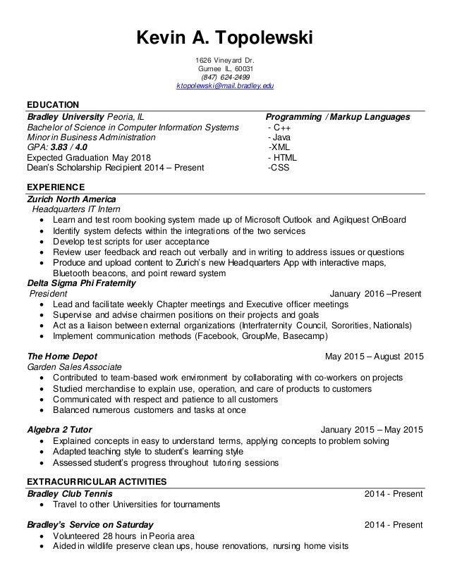 Download Resume Information | haadyaooverbayresort.com