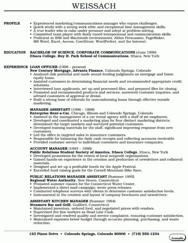8 resume for recent college graduate. sample resume for college ...