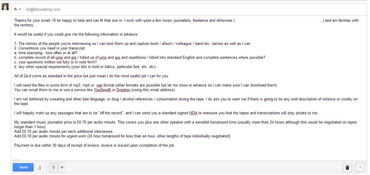 Using Canned Responses in Gmail to create default email templates ...