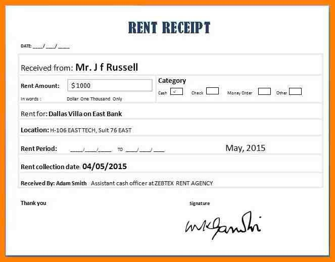 10+ rent bill format | portfolio covers