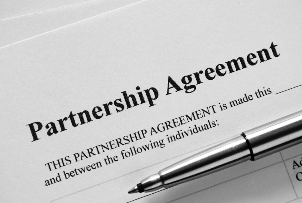 7 Important Points For a Partnership Agreement - CommenceBusiness
