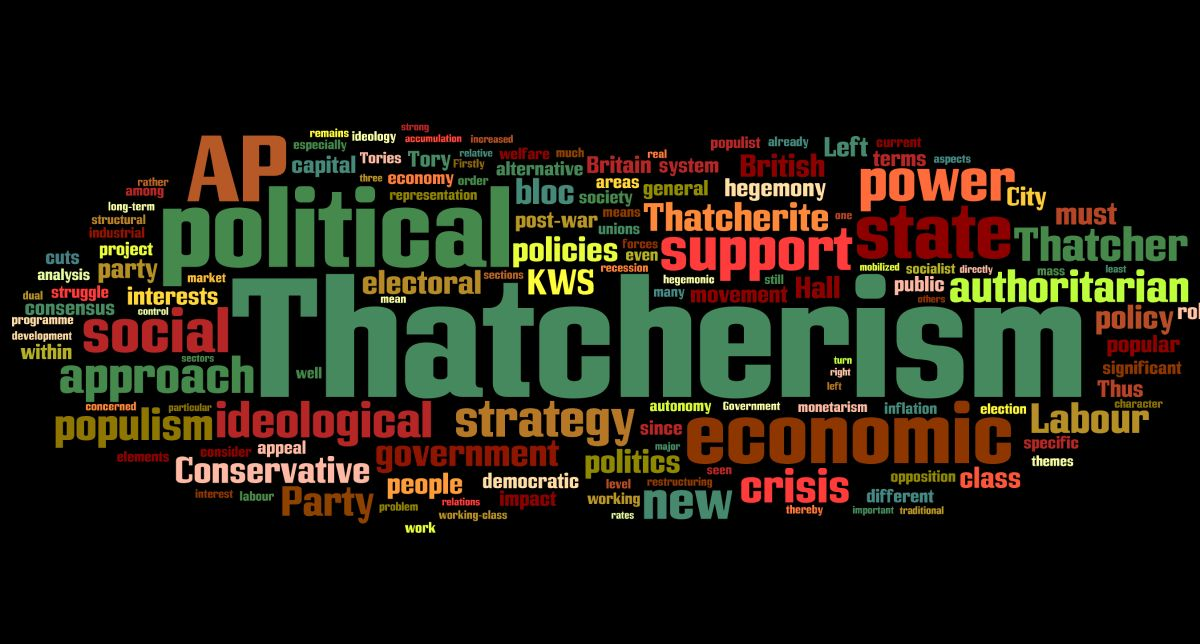Authoritarian Populism, Two Nations, and Thatcherism | Bob Jessop