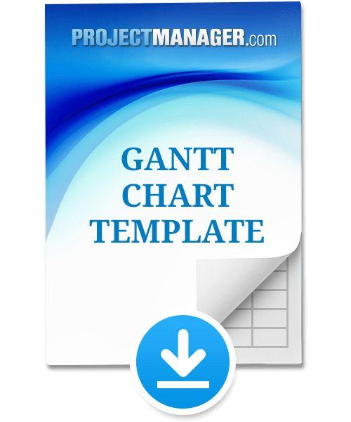 Gantt Chart Template - ProjectManager.com