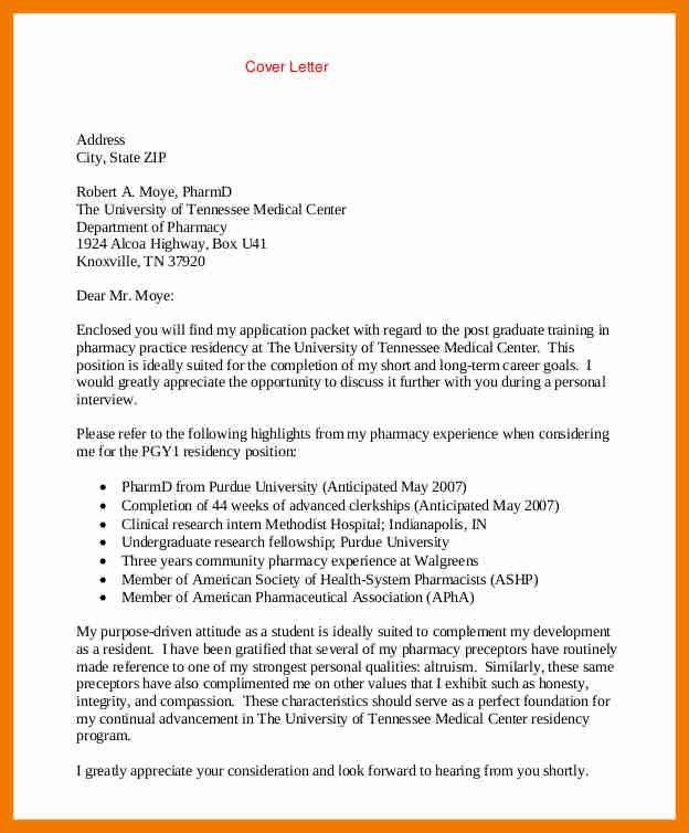 5+ cover letter for residency   resume holder
