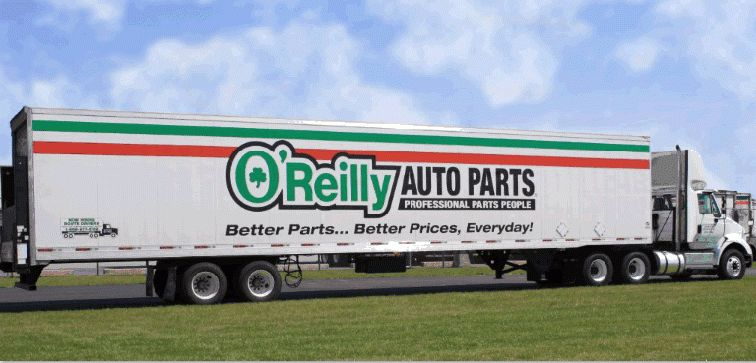 Driving Jobs at O'Reilly Auto Parts