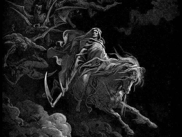 10 Grim Themes Of Death In Western Art - Listverse