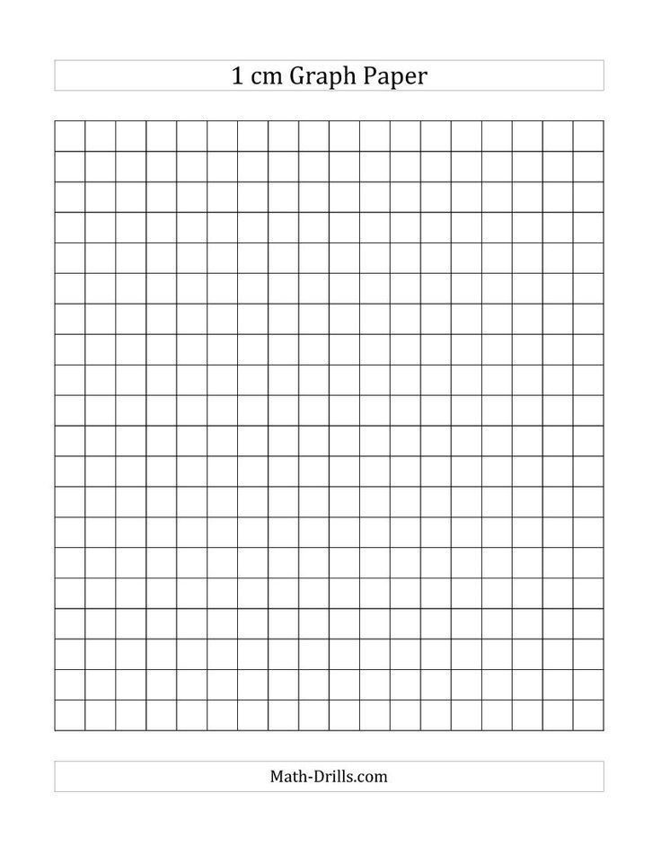 Free Printable Grid Paper For Math | Samples.csat.co