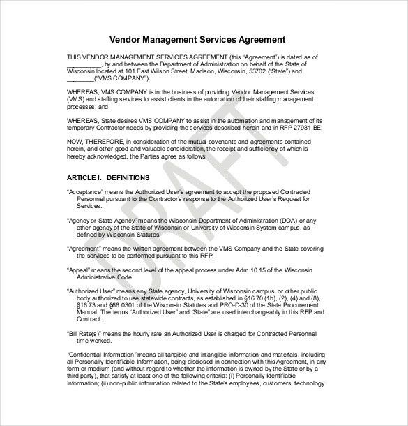 Business Agreement Between Two Parties. 4 Procedure Lease Analysis ...