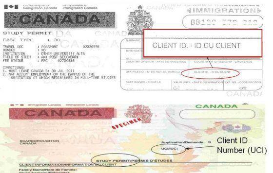 Study permits and visas – International