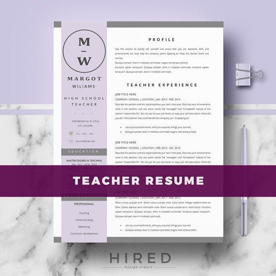 9 best Creative Resume Templates images on Pinterest | Creative ...