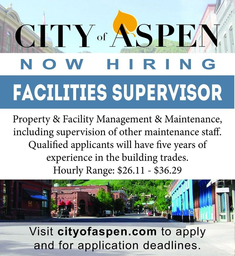Jobs in Aspen Colorado | Classifieds by AspenTimes.com