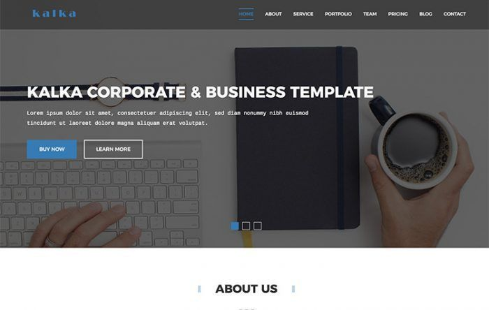 30+ Bootstrap HTML5 Landing Page Templates and Themes