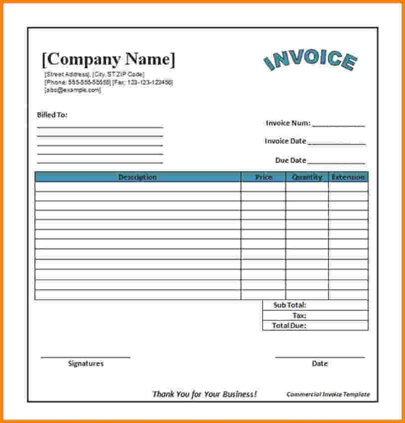 8+ sample of catering invoice | Short paid invoice