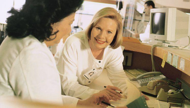 Patient Account Representative Duties | Career Trend