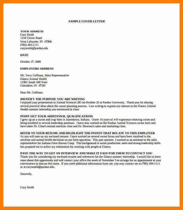 sales cover letter pdf